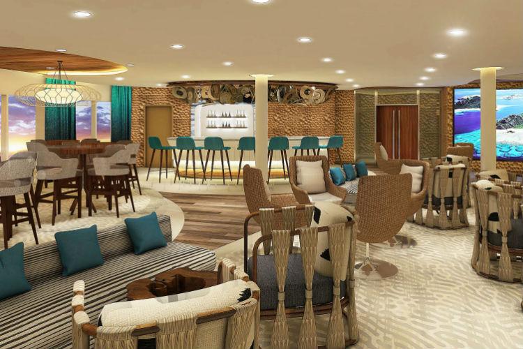 Discovery Lounge - Celebrity Flora