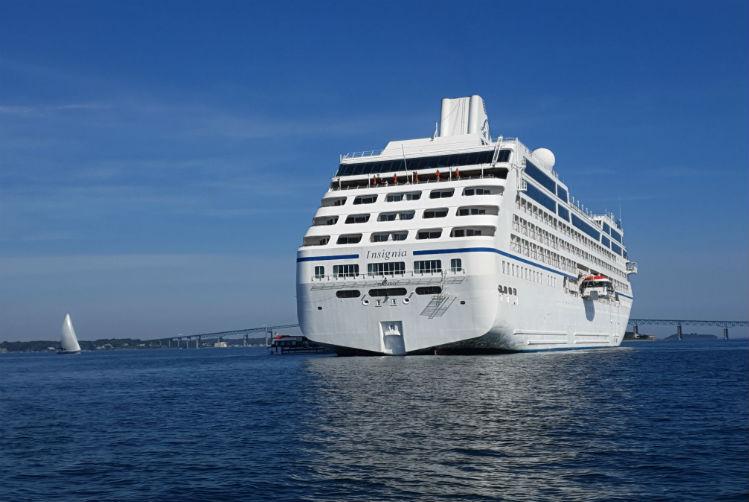 Oceania Cruises - Insignia - Cruise ship