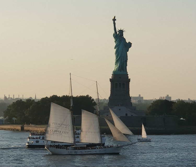 Statue of Liberty - New York