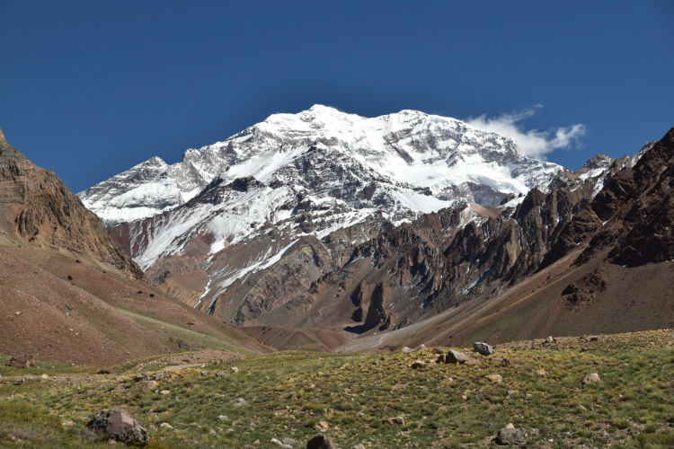 Aconcagua - Andes Mountain, Argentina