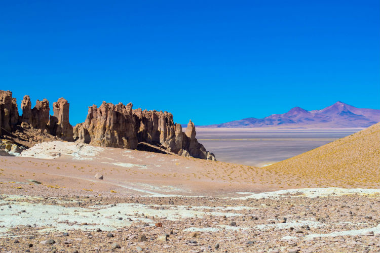Atacama Desert - Chile, South America