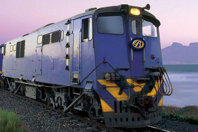 Blue Train - South Africa