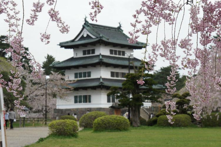 Hirosaki Castle - Japan