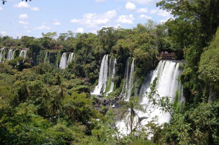 Iguazu Falls - Argentina, South America