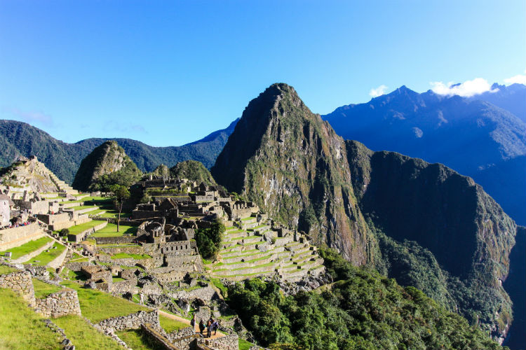 Machu Picchu - South America