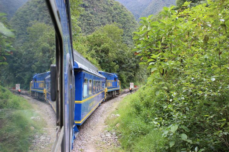 Hiram Bingham Train - Peru, South America