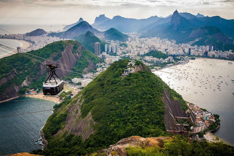 Rio de Janeiro, Brazil - South America