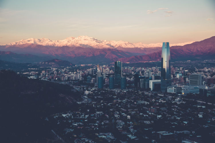 Santiago, Chile - South America