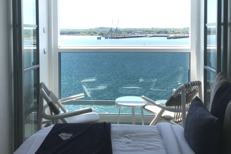Edge Stateroom - Balcony - Celebrity Edge