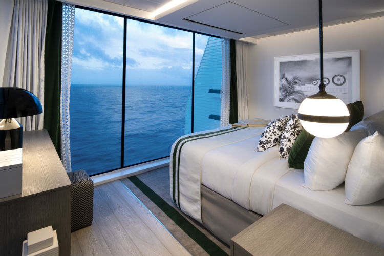 Bedroom - Celebrity Edge - Accommodation