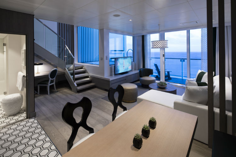 Edge Villa - Celebrity Edge Accommodation