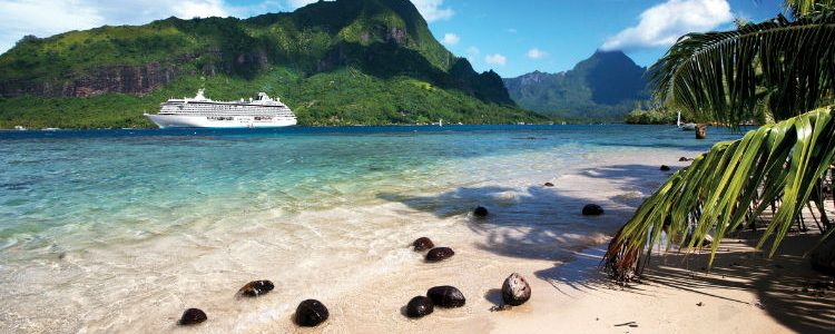 Crystal Serenity - South Pacific