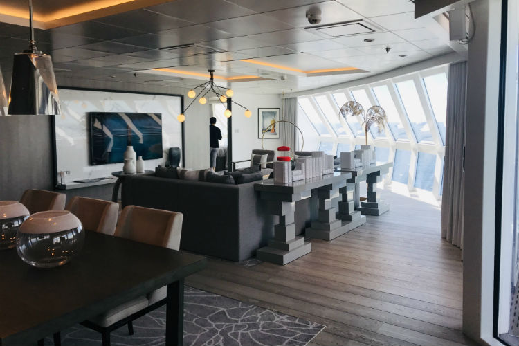 Iconic Suite - Celebrity Edge
