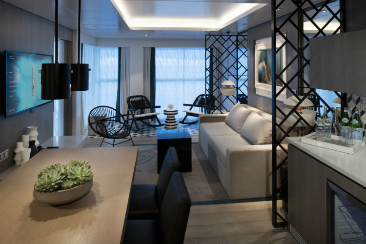 Royal Suite - Celebrity Edge