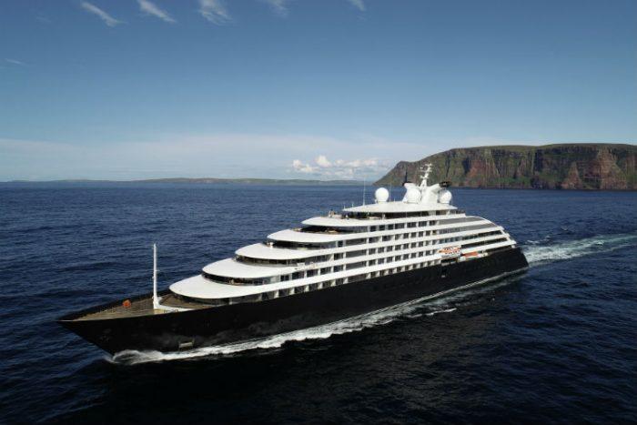 Scenic Eclipse ship - Scenic Ocean
