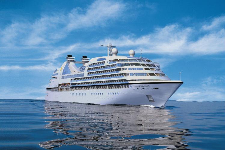 Seabourn Odyssey - Cruise ship