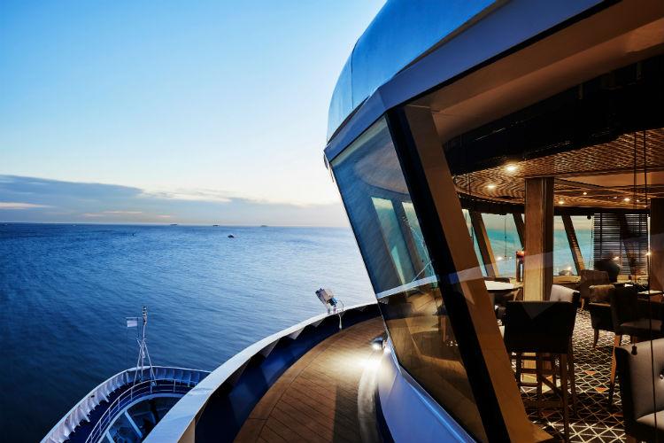 Silver Cloud - Silversea Cruise
