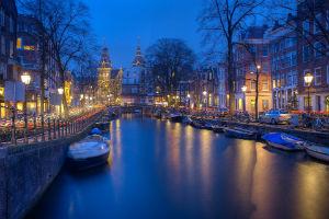 Amsterdam, Northern Europe