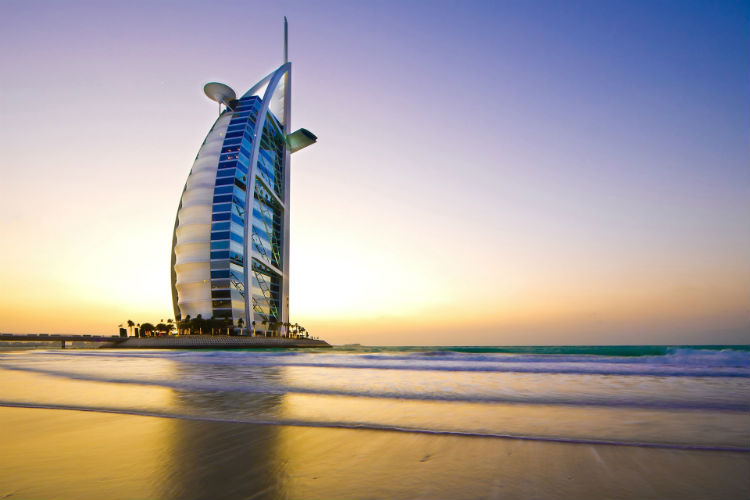 Burj Al Arab - Hotel - Dubai
