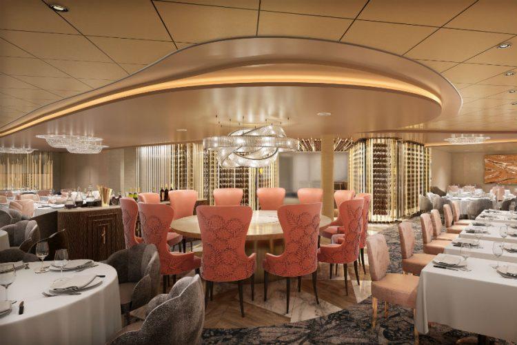 Cosmopolitan - Dining - Edge Class - Celebrity Cruises