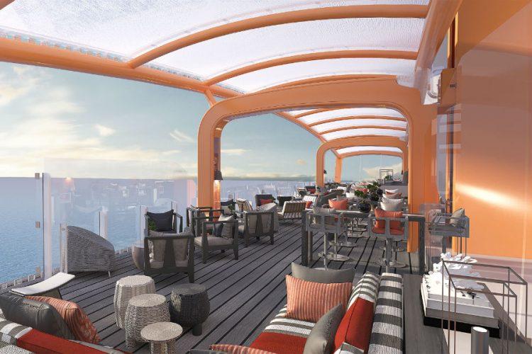 Magic Carpet - Edge Class - Celebrity Cruises