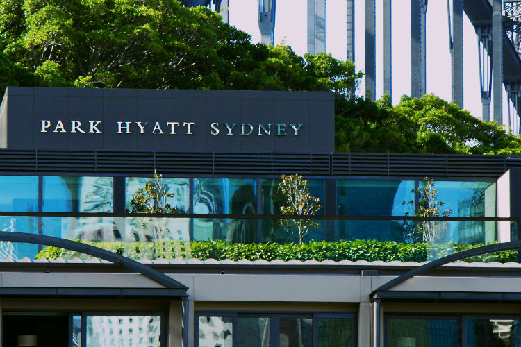 Park Hyatt - Sydney