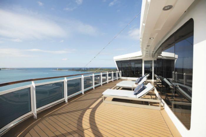 Balcony - Regent Suite - Seven Seas Explorer