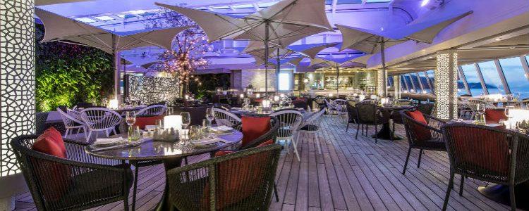 Silk Restaurant - Crystal Serenity