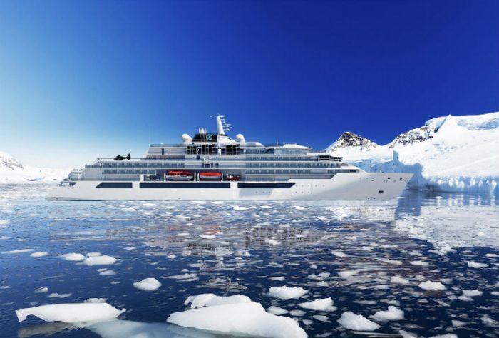 Crystal Endeavor - Crystal Cruises