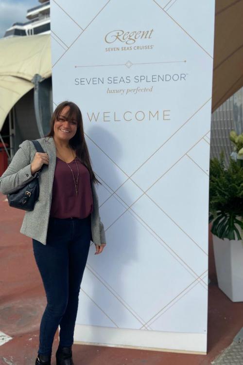 Seven Seas Splendor inaugural cruise