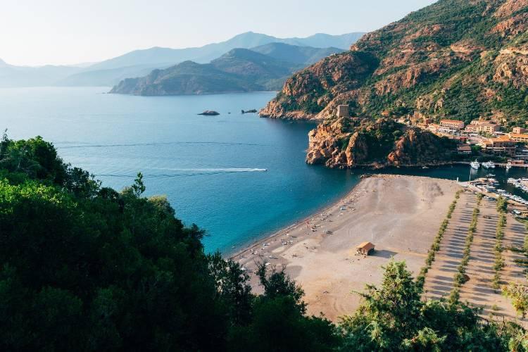 Corsica, Italy