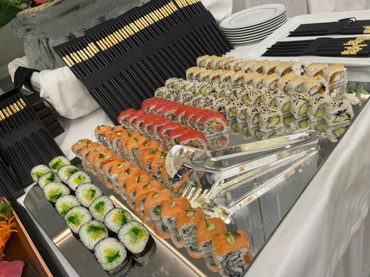 Seven Seas Splendor food