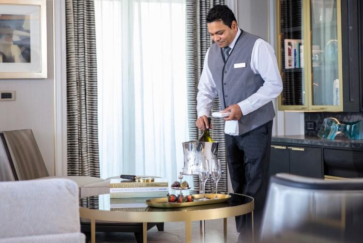 Regent Suite butler