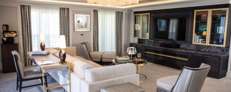 Regent Suite - Living Room