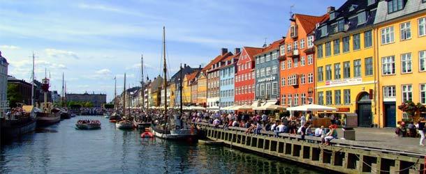 Cruises to Copenhagen