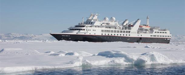 Silversea Female Cruise Captain