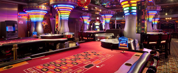 Cruise line casinos