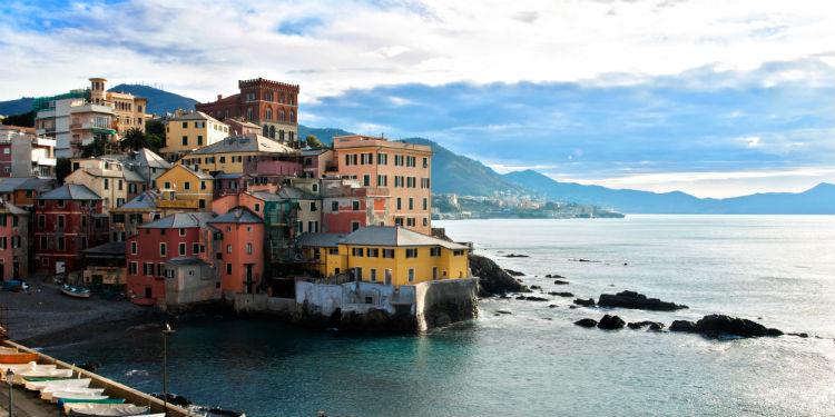 Genoa, Italy - Cruise destination