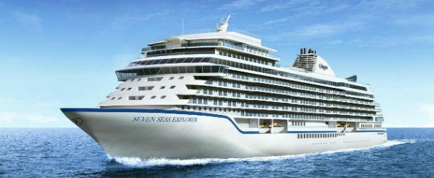 Regent Seven Seas Explorer Six Star Cruises