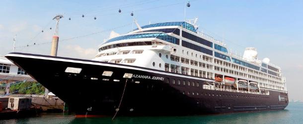 Azamara Journey world cruise