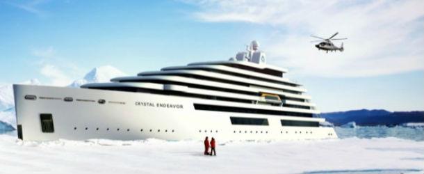 Crystal cruises six star cruises