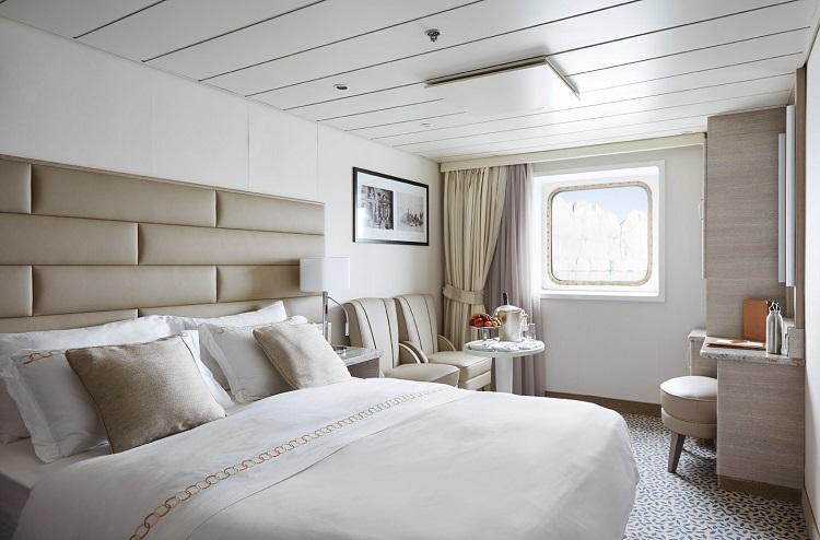 Refurbished suite on-board Silver Explorer