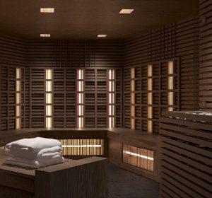 Celebrity Edge- Infrared Sauna