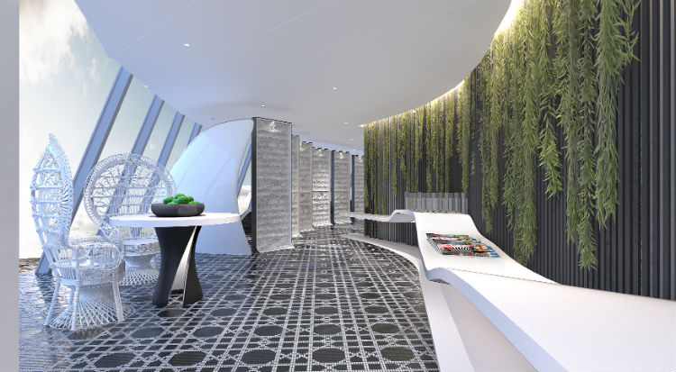 Celebrity Edge - Thermal Suite