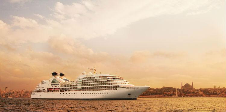 Seabourn Sojourn - Cruise ship