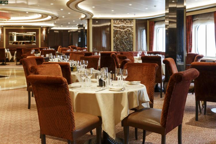 Atlantide Restaurant - Silver Spirit