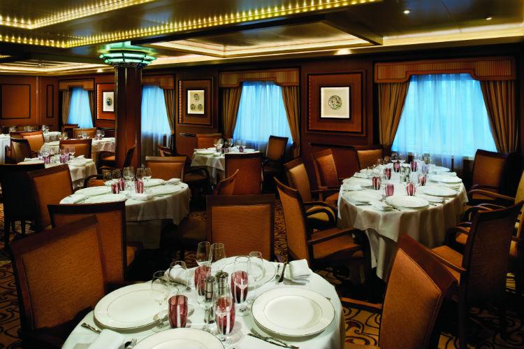 The Restaurant - Silver Spirit