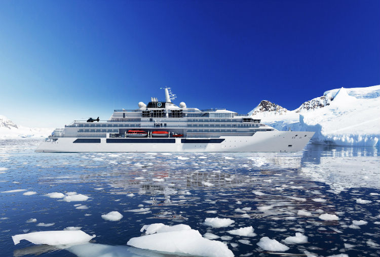 Crystal Endeavor - Crystal Cruises