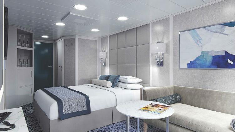 Concierge Stateroom - Oceania Cruises