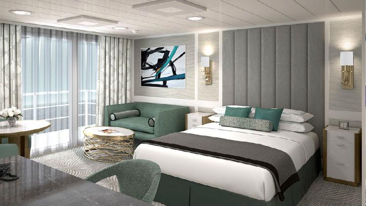 Penthouse Suite - Oceania Cruises